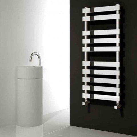 Reina Kreon Polished Stainless Steel Designer Radiators | Towel Radiator