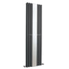 Hudson Reed Revive Additions Anthracite Designer Radiator