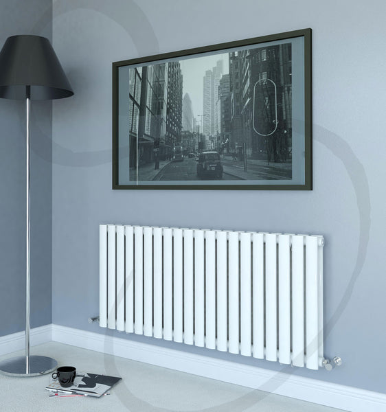 Puro Wide Designer Radiator - Single or Double
