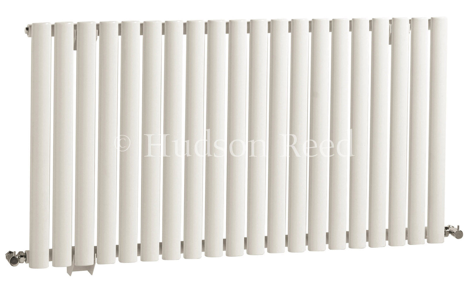 hudson reed revive wide white designer radiator. Black Bedroom Furniture Sets. Home Design Ideas