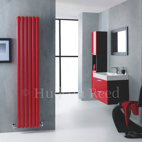 Hudson Reed Revive Red Designer Radiator