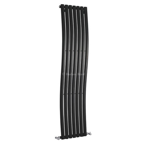 Hudson Reed Revive Wave Vertical Designer Radiator