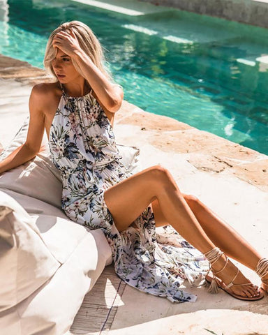 Dream Love Floral Maxi Dress