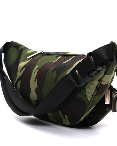 Camouflage Fanny Pack Bag