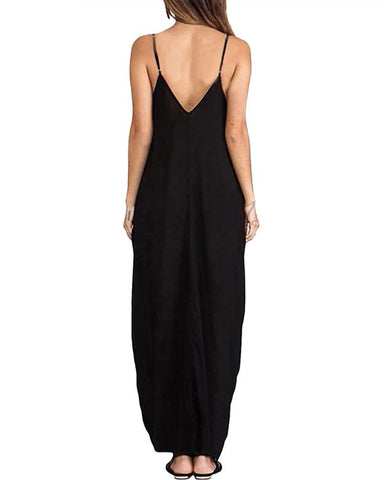 Zelda Boho Baggy Long Maxi Dress