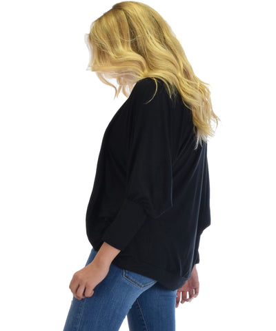 Comin' Up Cozy Long Sleeve Cocoon Cardigan