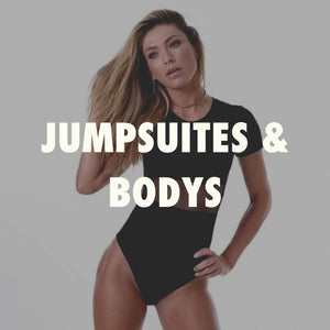 Jumpsuits and bodys