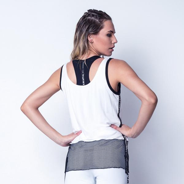 Blouse LABELLAMAFIA FBL11171 - Labellamafia Shop - Fitness is Everywhere