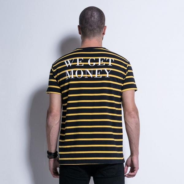 "Shirt ""Yatchclub"" Lamafia HCS12695 - Labellamafia Shop - Fitness is Everywhere"
