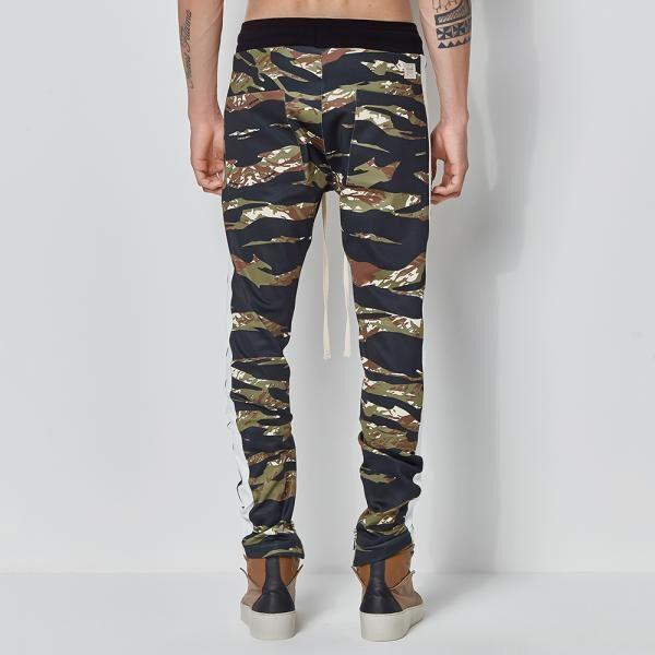 "Track Pants LAMAFIA ""Camo"" HCL12776 - Labellamafia Shop - Fitness is Everywhere"