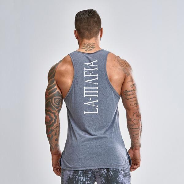 "Shirt LAMAFIA ""Fitness"" HCS12802 - Labellamafia Shop - Fitness is Everywhere"