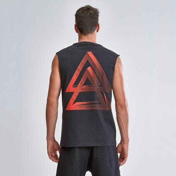 "LAMAFIA "" Tank top"" HCS12833 - Labellamafia Shop - Fitness is Everywhere"