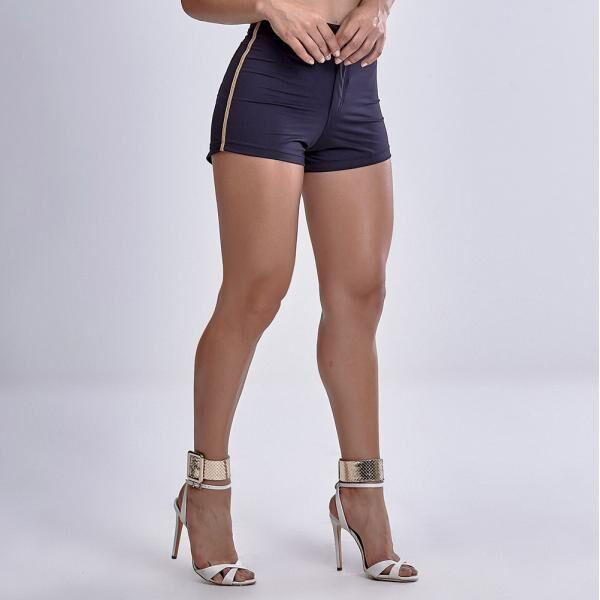 "SHORTS LABELLAMAFIA ""Golden Black"" MSH14295 - Labellamafia Shop - Fitness is Everywhere"
