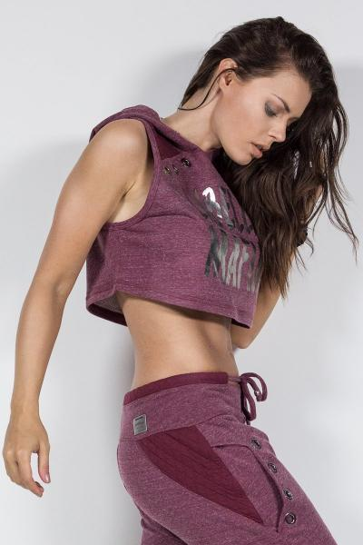 Blouse LABELLAMAFIA MBL10111 - Labellamafia Shop - Fitness is Everywhere