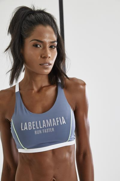 "Top Labellamafia ""Running Moments"" FTP13312 - Labellamafia Shop - Fitness is Everywhere"