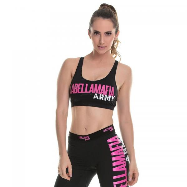 "Top ""Labellamafia Army""  FTP13573 - Labellamafia Shop - Fitness is Everywhere"