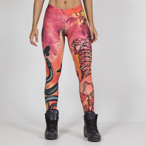 Leggings LABELLAMAFIA FCL11138 - Labellamafia Shop - Fitness is Everywhere
