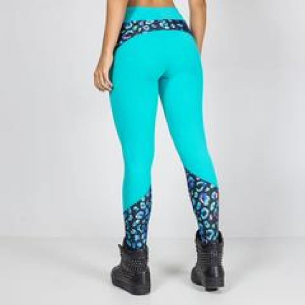 Leggings LABELLAMAFIA FCL80317 - Labellamafia Shop - Fitness is Everywhere