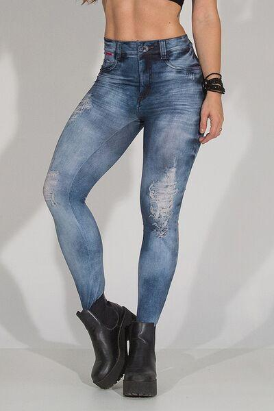 Leggings LABELLAMAFIA FCL80252 - Labellamafia Shop - Fitness is Everywhere
