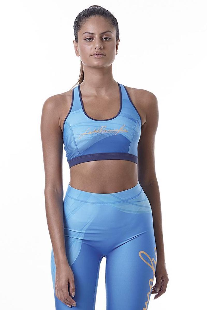 "Fitness Set Labellamafia ""Sky"" FCJ13906 - Labellamafia Shop - Fitness is Everywhere"