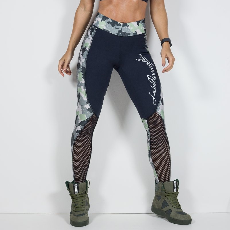 Leggings LABELLAMAFIA FCL11007 - Labellamafia Shop - Fitness is Everywhere