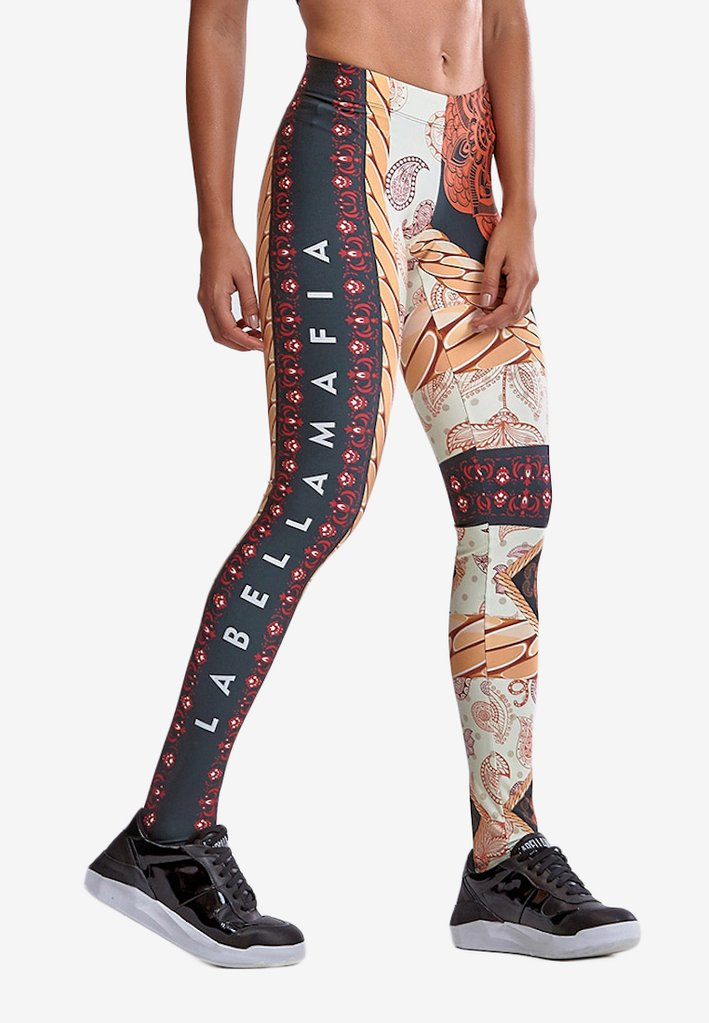 "Leggings LABELLAMAFIA ""Sublimada"" FCL13219 - Labellamafia Shop - Fitness is Everywhere"