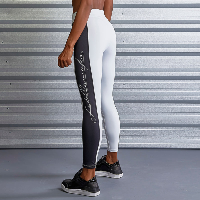 "Leggings ""Team Treta"" FCL13386 - Labellamafia Shop - Fitness is Everywhere"