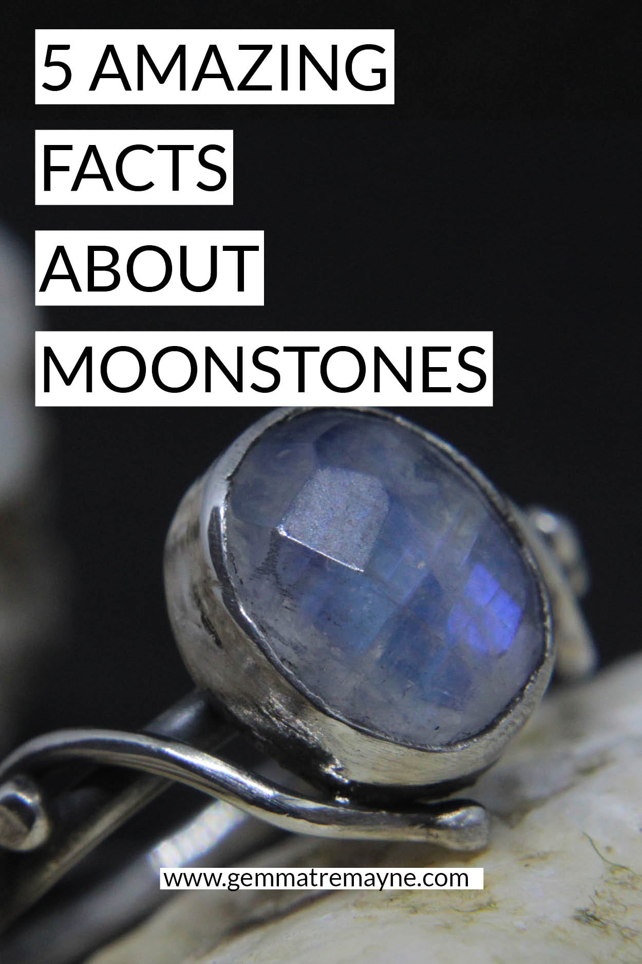 5 Amazing Facts About Moonstones
