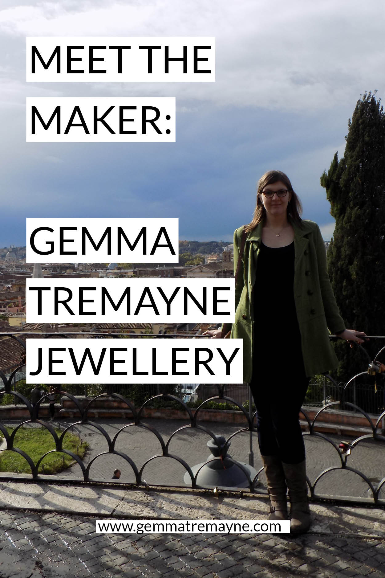 Meet the Maker: Gemma Tremayne Jewellery