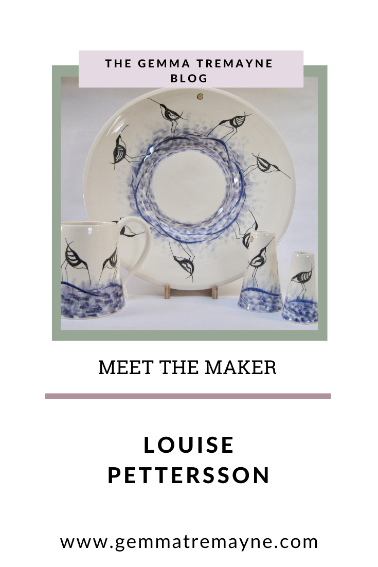 Meet the Maker: Louise Pettersson