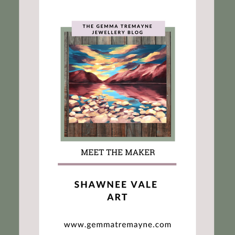 Meet the Maker Interview: Shawnee Vale Art