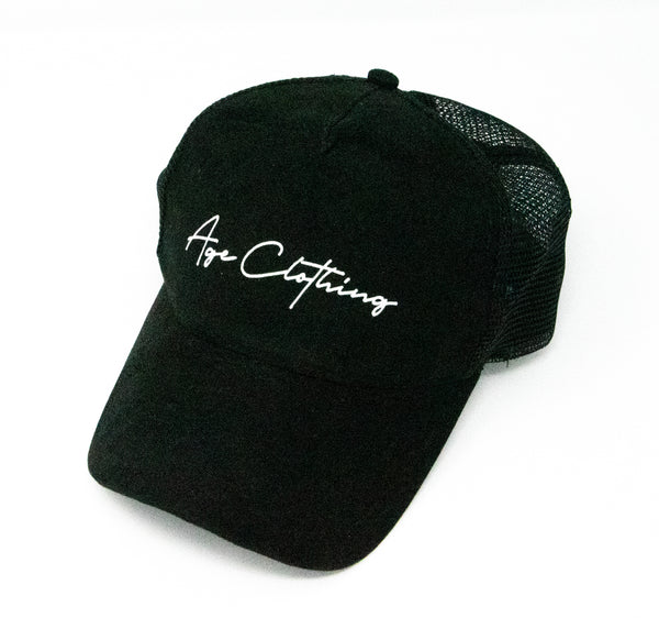 AGE Clothing Printed Trucker Cap