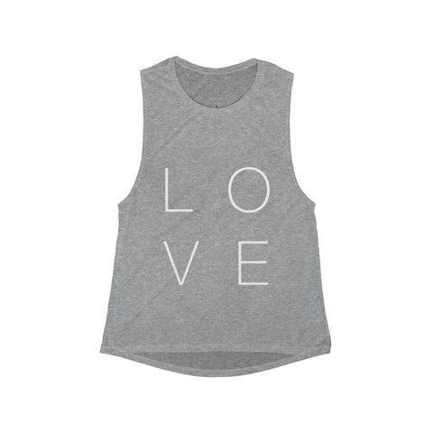 Image of Women's Flowy Scoop Muscle Tank