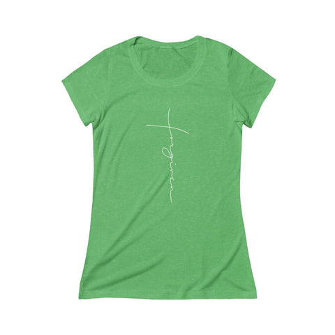 Image of Forgiven Short Sleeve Woman's Tee