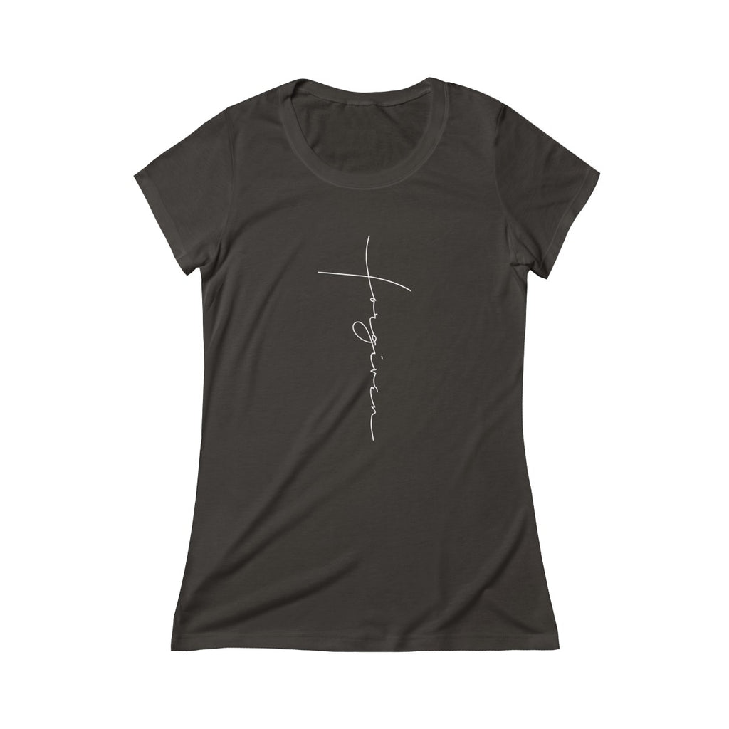 Forgiven Short Sleeve Woman's Tee