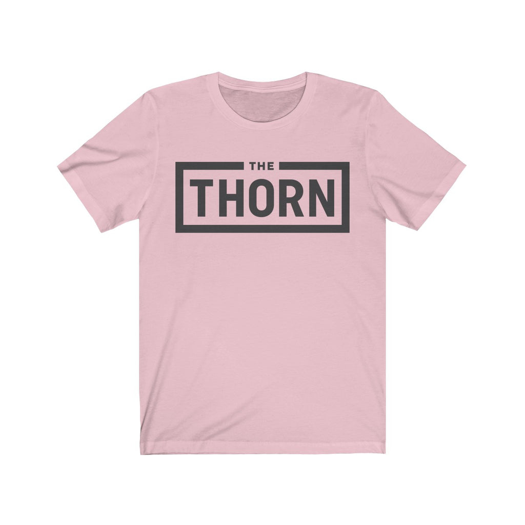 Thorn 2019 Black Logo Tee