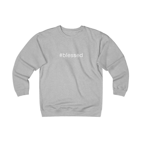 Image of Blessed Unisex Heavyweight Fleece