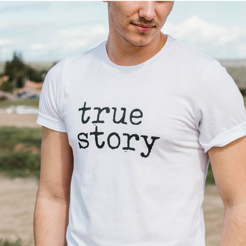 True Story Thorn Tee