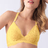HEROINE PLUNGE LACE BACK LEMONADE NURSING BRA - FLEXI UNDERWIRE