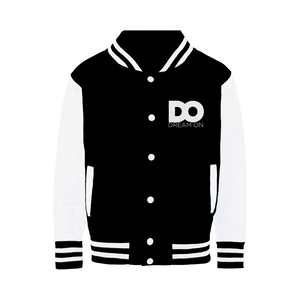 Dream On Varsity Jacket