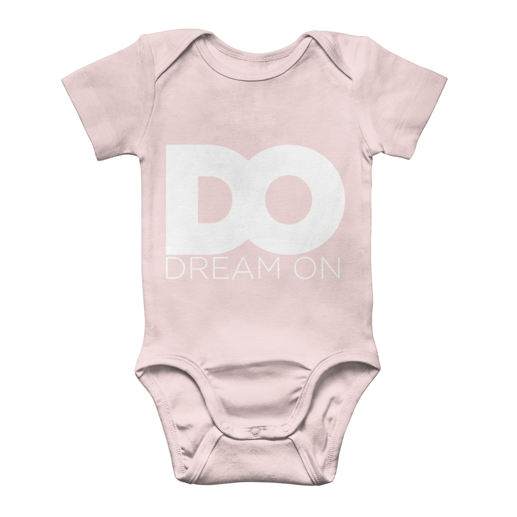 Dream On Classic Baby Onesie Bodysuit