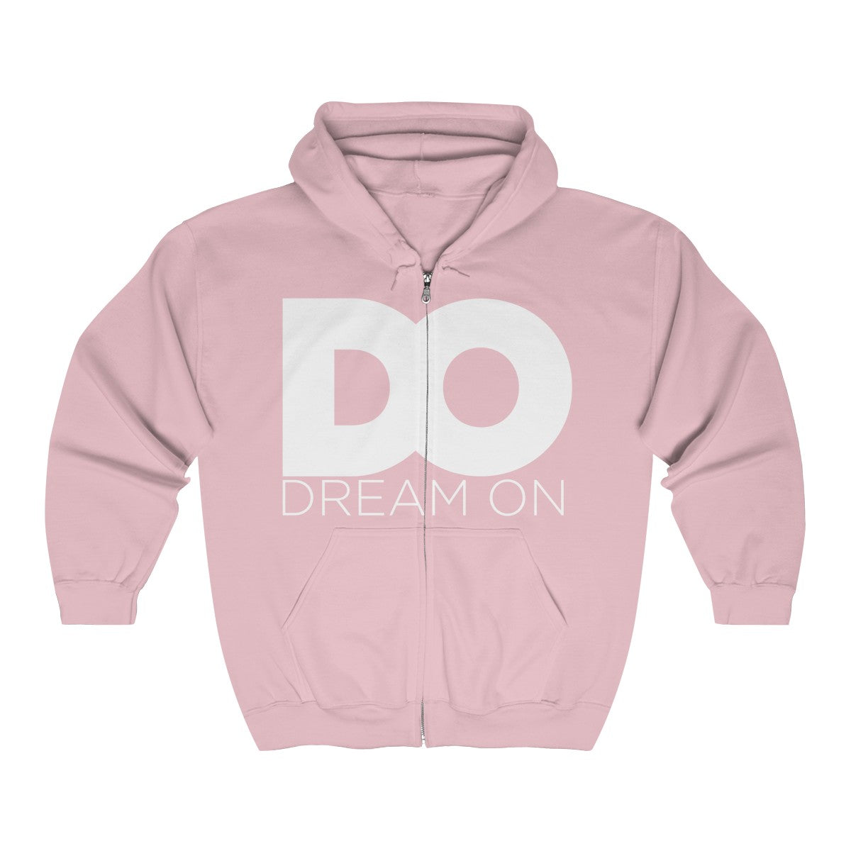 DO Unisex Full Zip Hoodie