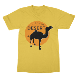 Love Your Desert Classic Adult T-Shirt