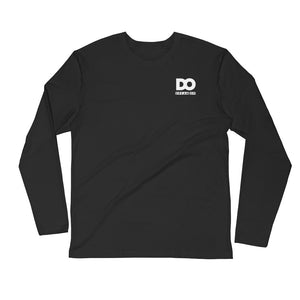 DO Long Sleeve Fitted Crew