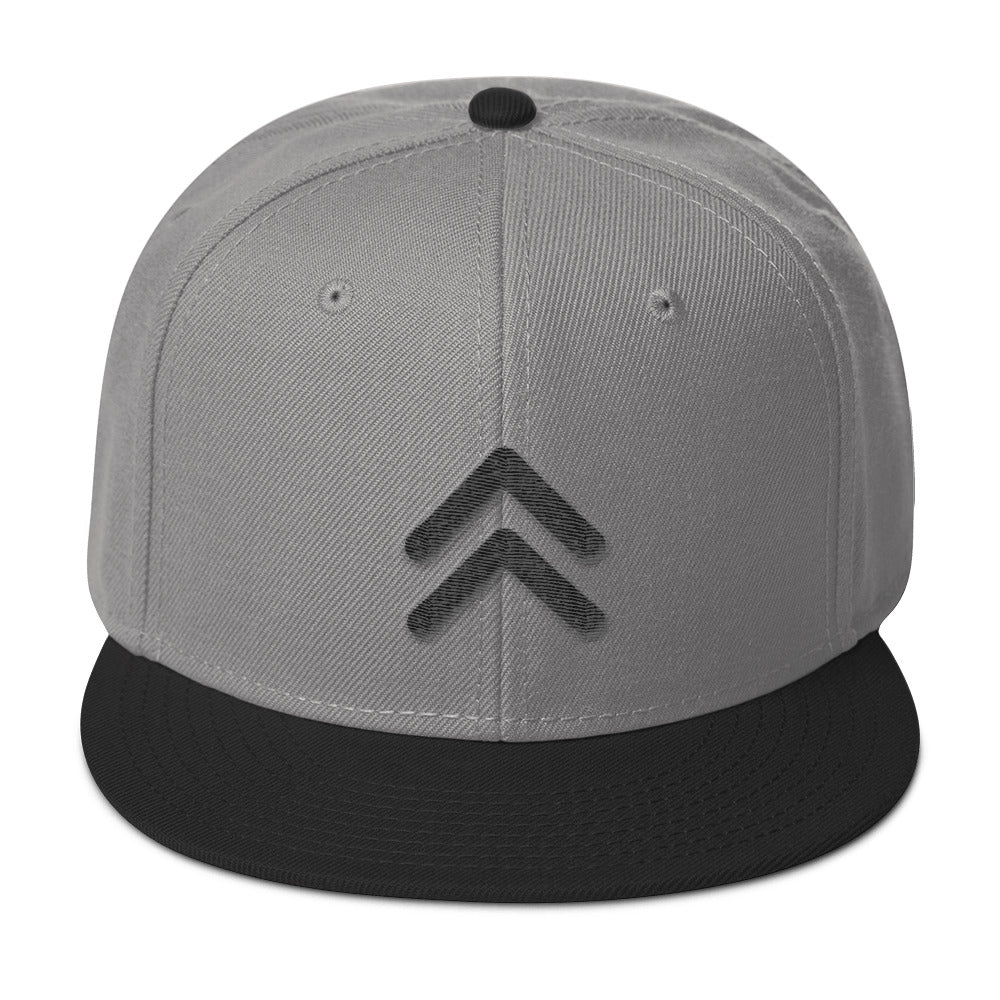 Lifted Up Snapback Hat