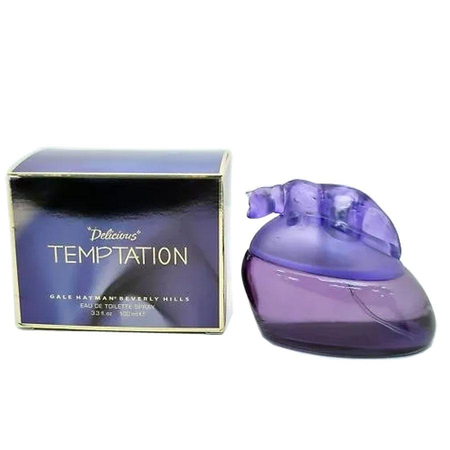 Delicious Temptation Dama Gale Hayman 100 ml Edt Spray - PriceOnLine