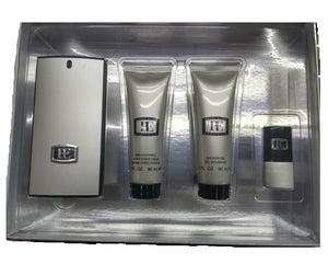 Set Portfolio Caballero Perry Ellis 4 Pz - Original