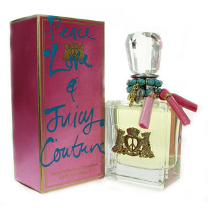 Peace Love And Juicy Couture Dama Juicy Couture 100 ml Edp Spray | PriceOnLine