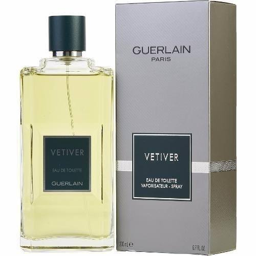 Vetiver Caballero Guerlain 200 ml Edt Spray | PriceOnLine