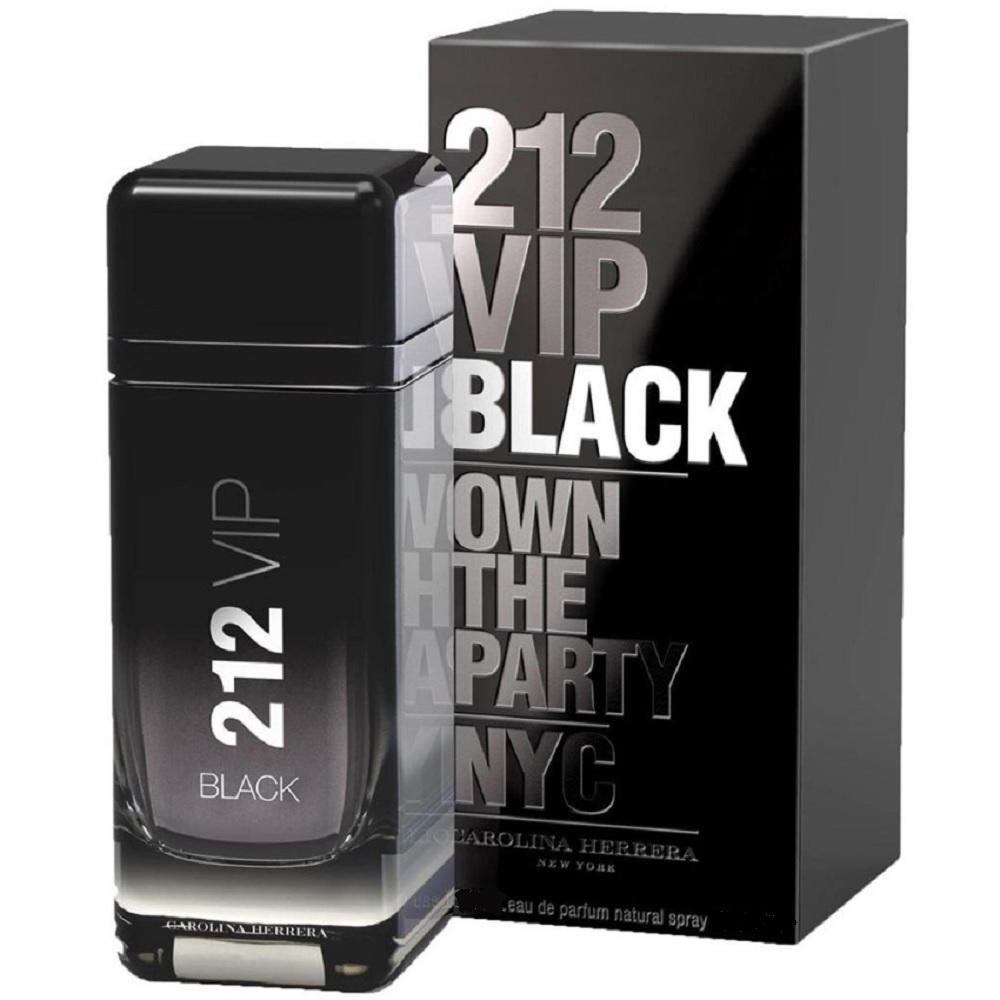 212 Vip Black Caballero Carolina Herrera 200 ml Edp Spray | PriceOnLine